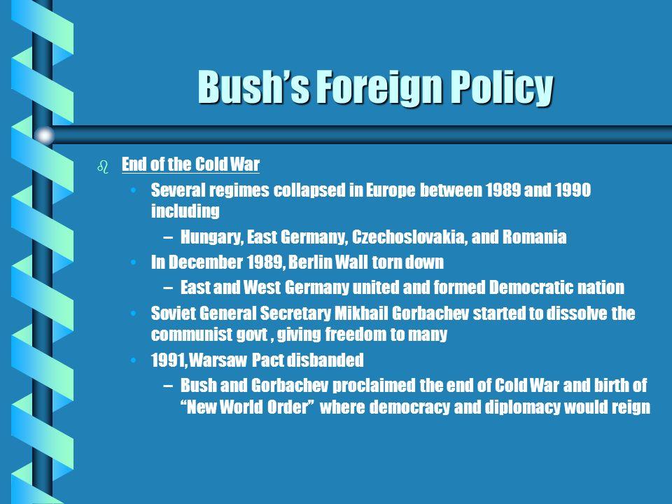 The Resurgence Of Conservatism Ronald Reagans Presidency B B