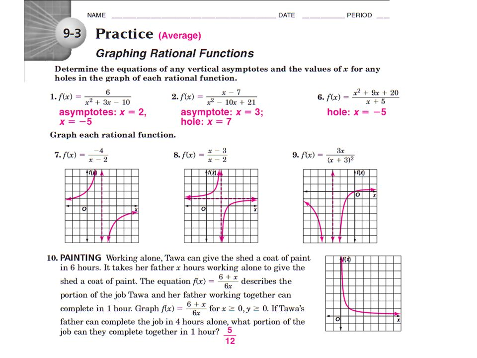 Algebra 2B Chapter 9 Lesson 9 1 Learning Targets I Can