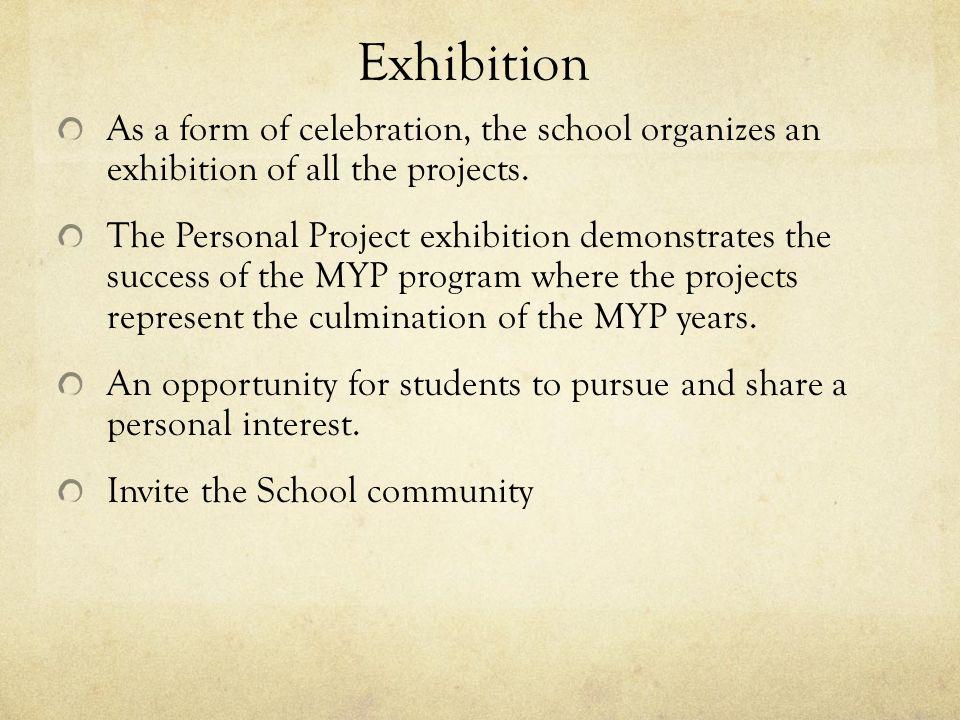 29 Exhibition ...