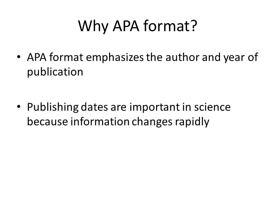 Basic APA Citations When Do I Need To Cite My Information Direct Extraordinary Apa Direct Quote