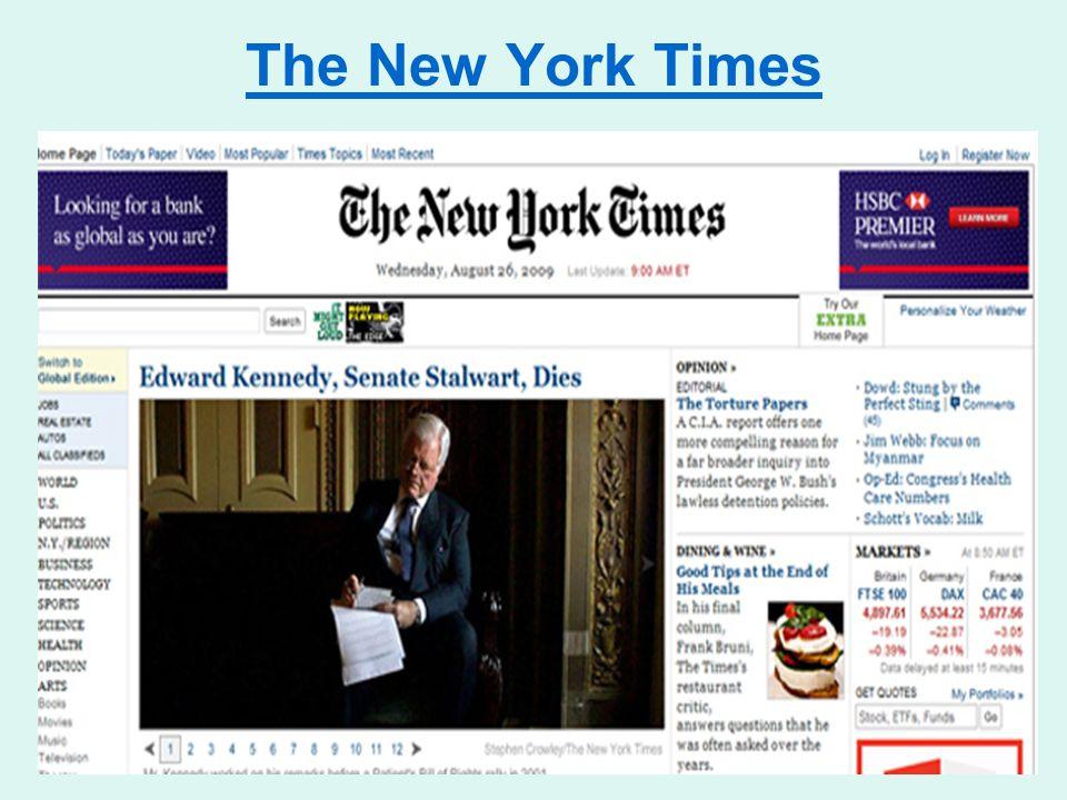Theme:  The New York Times The Washington Post The Guardian
