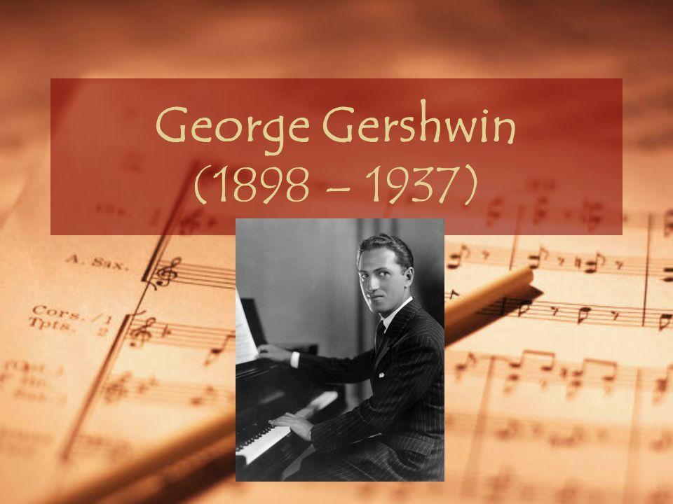 george gershwin birthplace