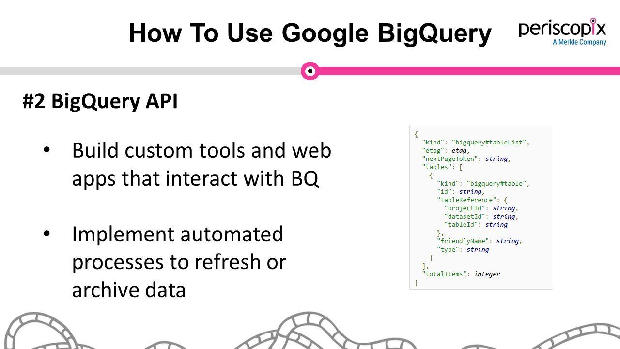 Why Use Google BigQuery?  LogosPlatforms Why use BigQuery