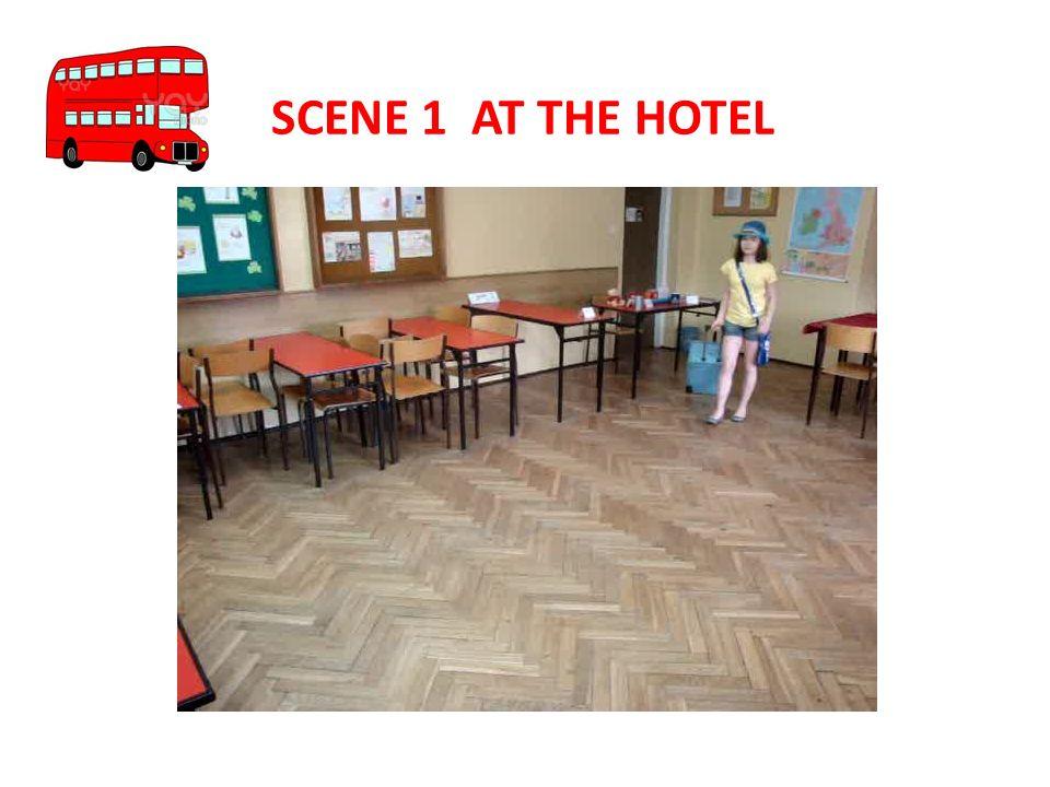 Hotel scene 1