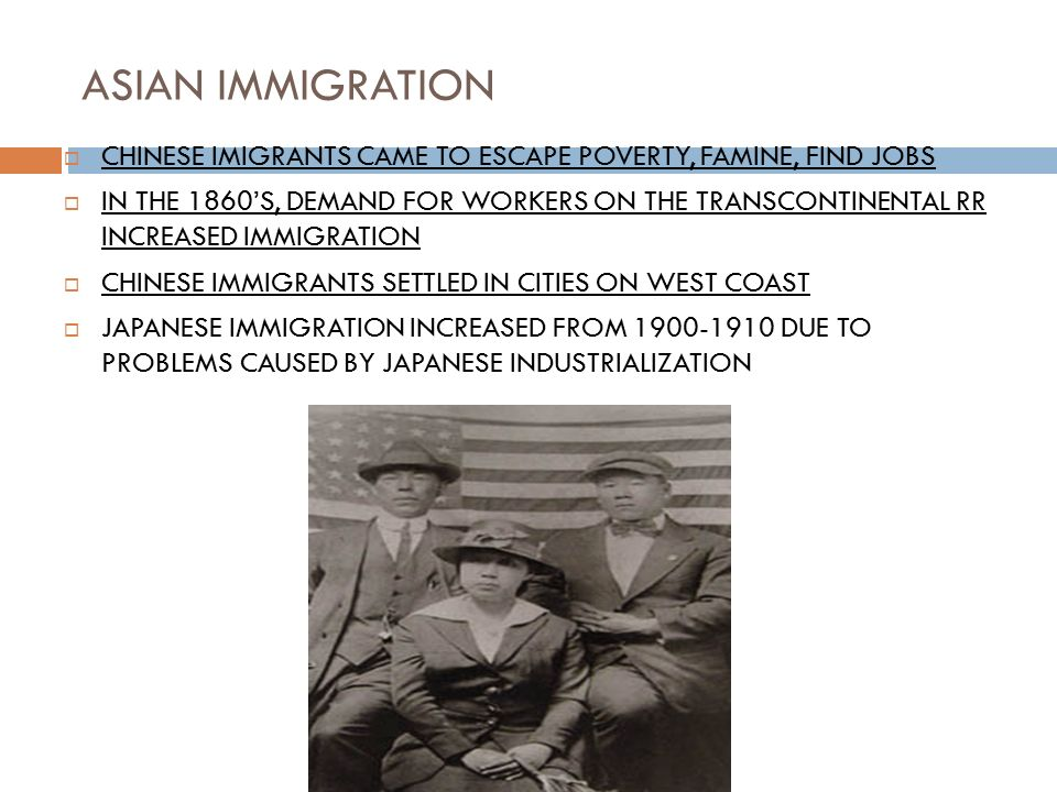 Asian immigrant rr worker