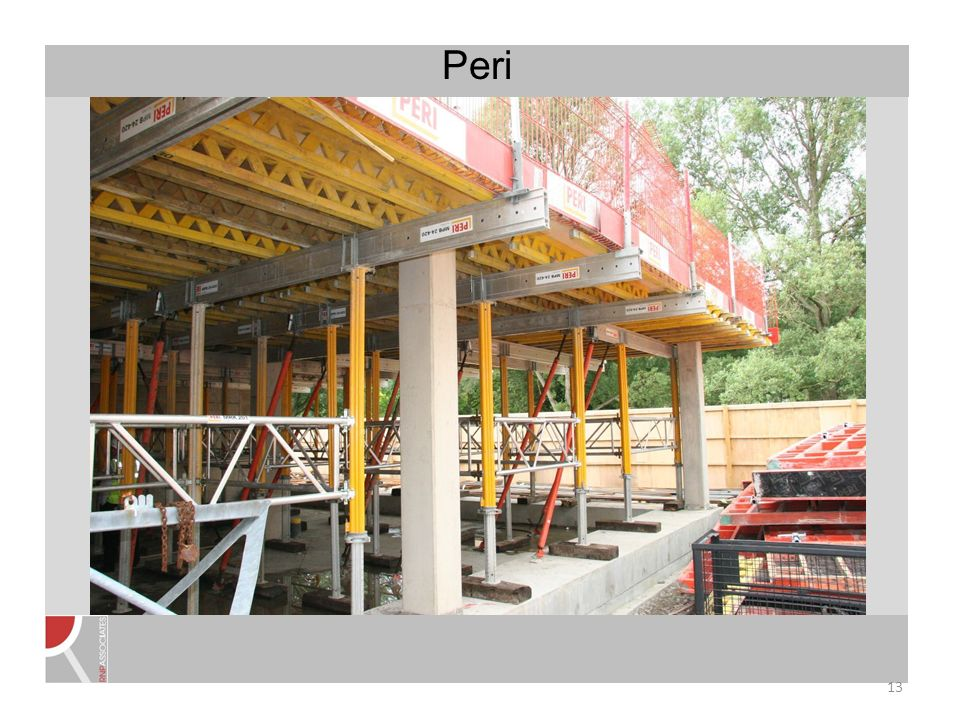 Introduction to Proprietary Formwork Systems By Paul Markham
