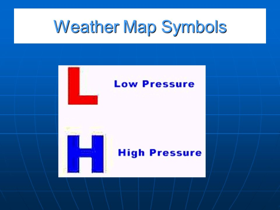 Air Pressure I Can Compare And Contrast High And Low Pressure
