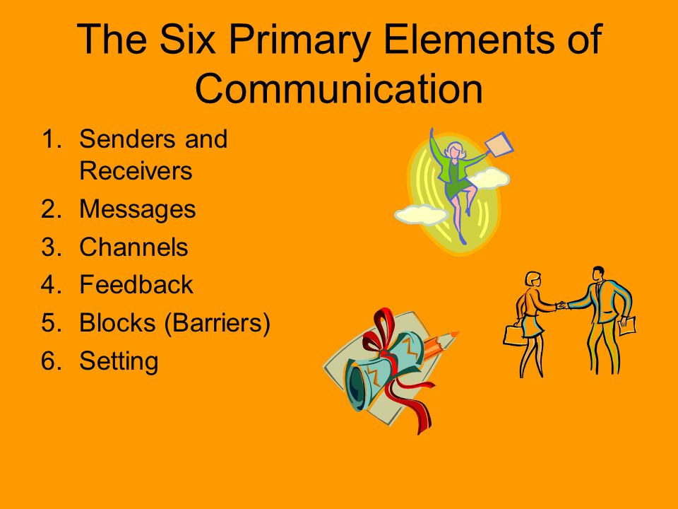 six barriers to communication