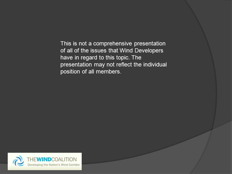 The Wind Coalition: Membership  Member Directory  AES