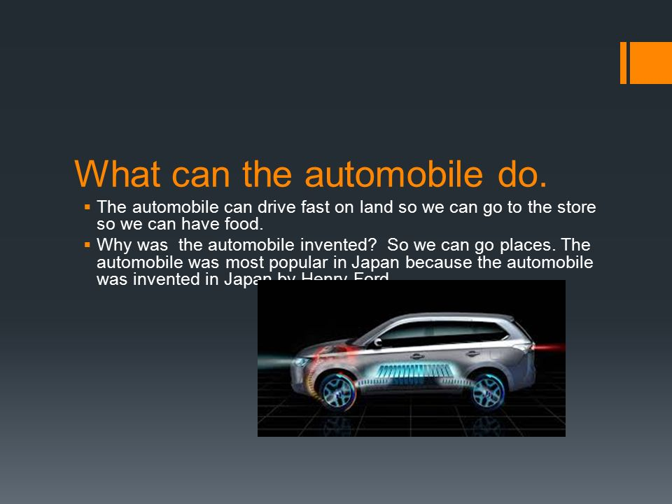 Automobile. When was the automobile invented?  The automobile was ...