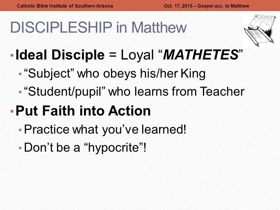 Hypocrite institute