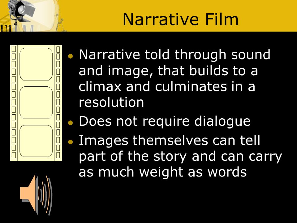 Anatomy Of Film Based On Text By Bernard F Dick Ppt Download