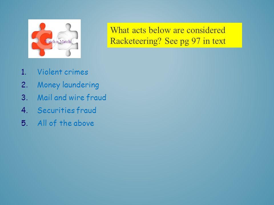 Advanced Forensic Accounting -ACC 465 UNIT 3 Dr. Doug Letsch I am ...