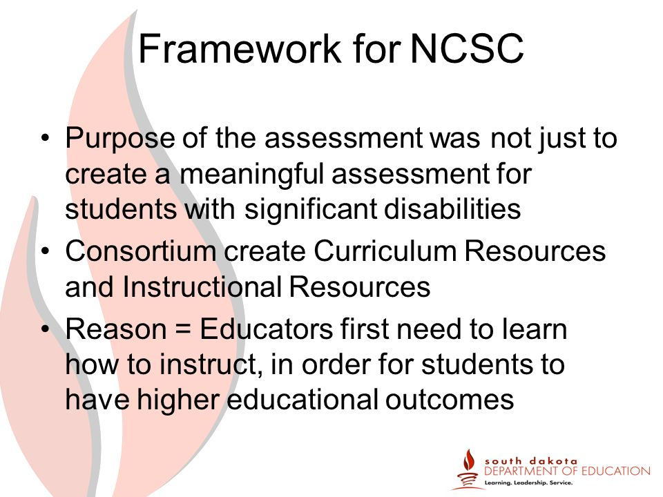 assesing the curriculum for special education essay Below is an essay on education: assessment in the curriculum from anti essays, your source for research papers, essays, and term paper examples assessment in education is about collecting and analyzing data in order to gauge the outcomes of learning teachers can assess the learning in a.