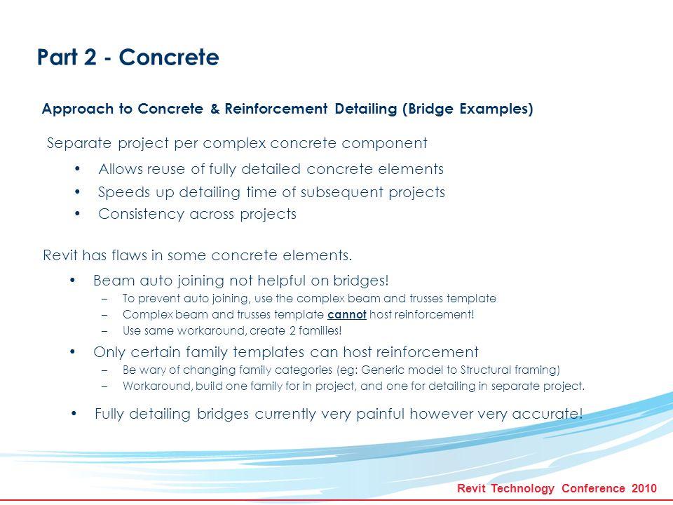 TM Complete Detailing for Concrete & Steelwork Brenden