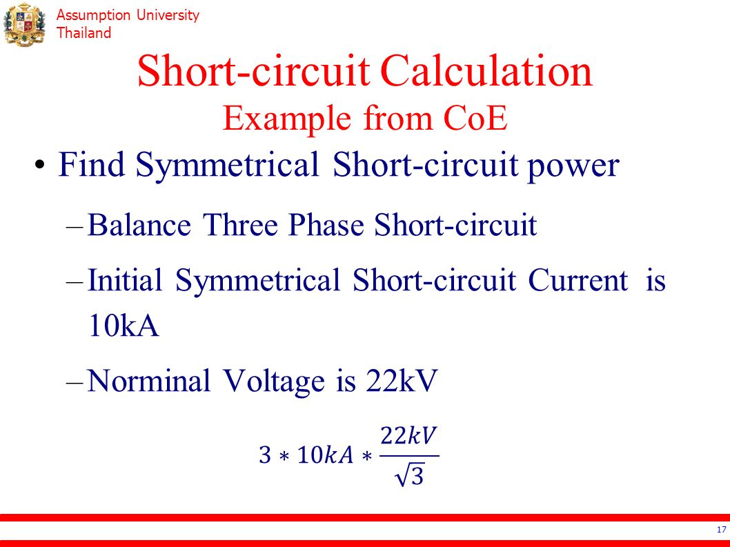 Short circuit current rating (sccr) and fuse selection.