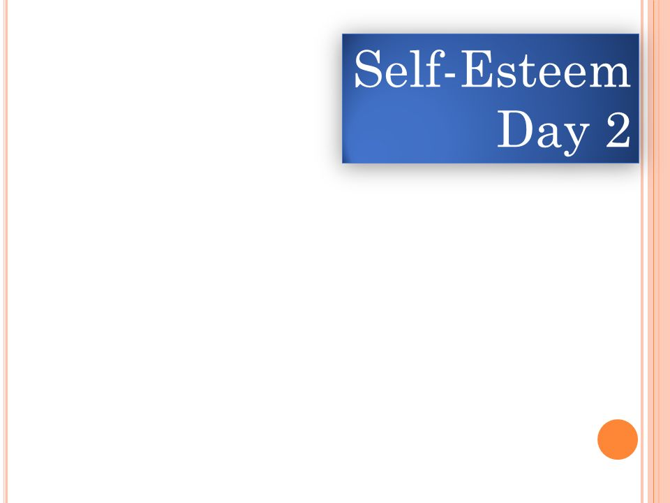 importance of self esteem and self image Self esteem and self image -- what's the difference and why does it  explaining the difference between self-esteem and self-image,  huffpost personal.