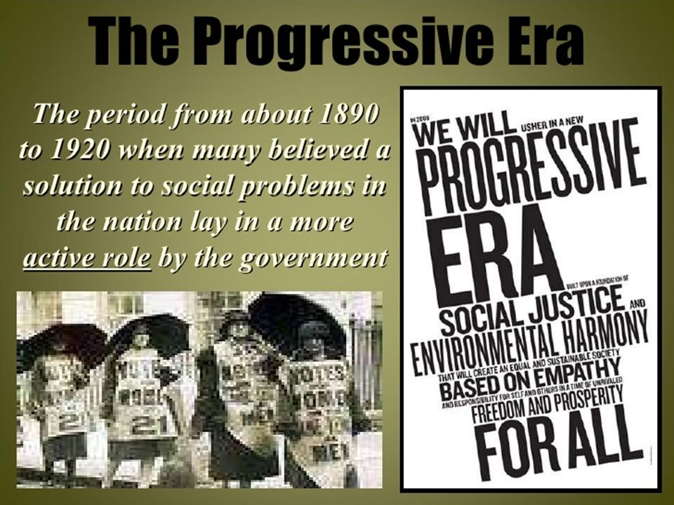 the social reforms that dominated the progressive era in america Women reformers in the progressive era  judith mcdonough looking at women activists of the progressive era can provide insights into both the problems of the period and the emerging role of women in public life.