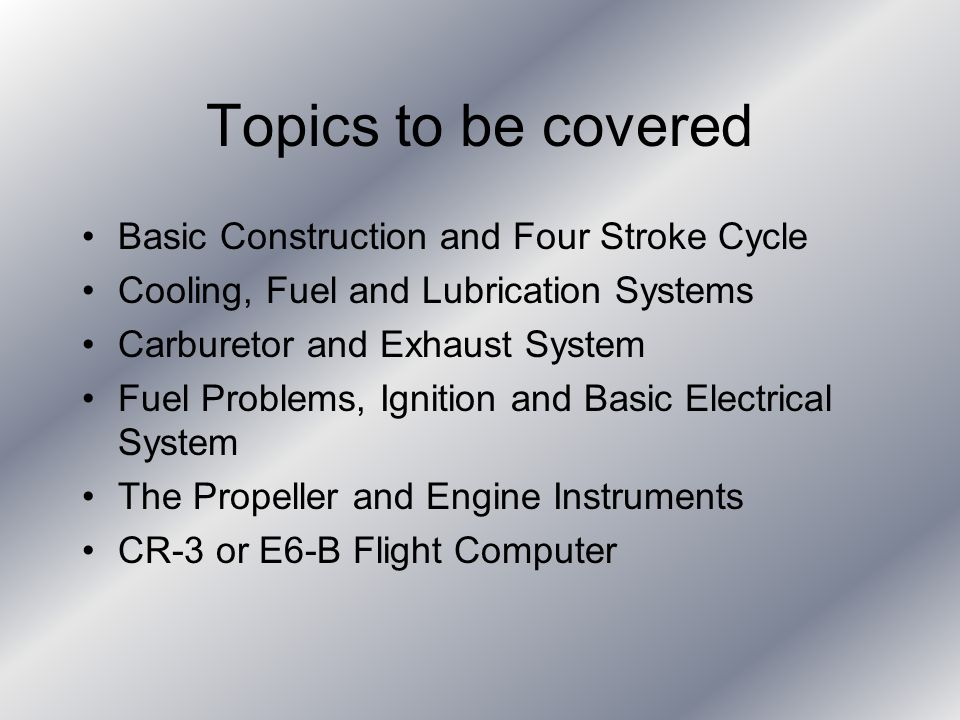 Aero Engines References: FTGU Pages CI Valentine. - ppt download
