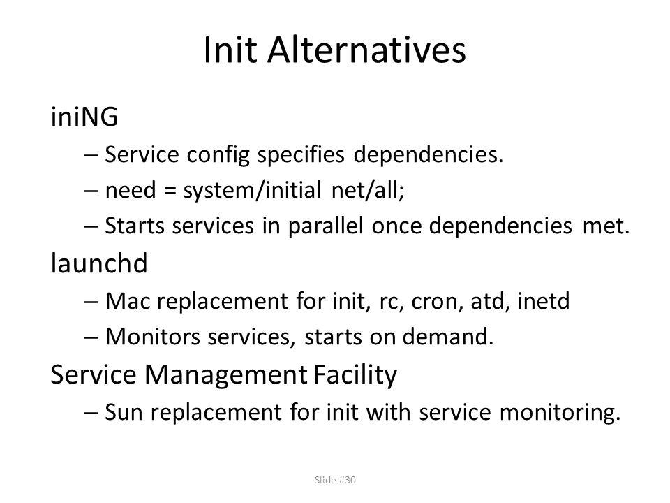 CIT 500: IT Fundamentals Startup  Slide #2 Topics 1 Booting