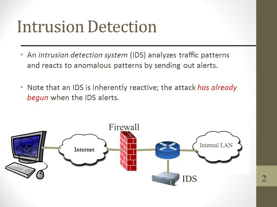 Intrusion Detection Snort Dan Fleck Phd Ppt Download