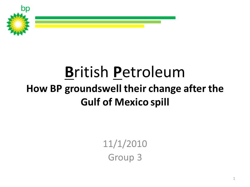 marketing mix and british petroleum Cash cows: bp has a big market share in oil and gas industry with its wings extended in 80 different countries, however these sbu are with high market share with less room for the growth as it is a mature market, these sbu need to be managed well with right strategy to maintain the profits stars: bp is presently well established in most of its.