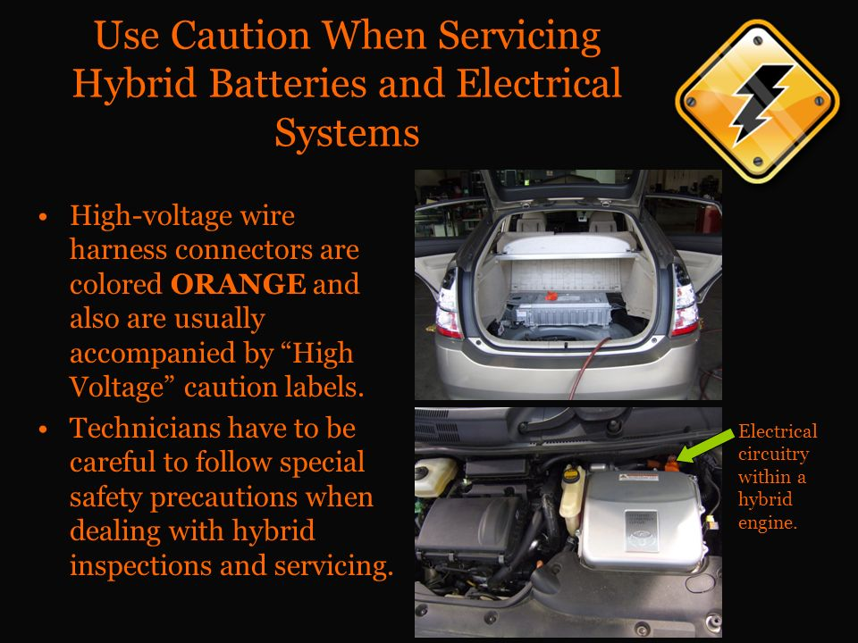 Hybrid Vehicles: High Voltage Circuit Disconnect Overview