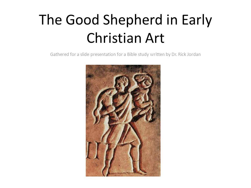 the good shepherd early christian art