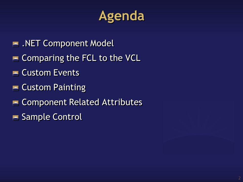 Ray Konopka Developing Custom NET Components DevCon Course No: ppt