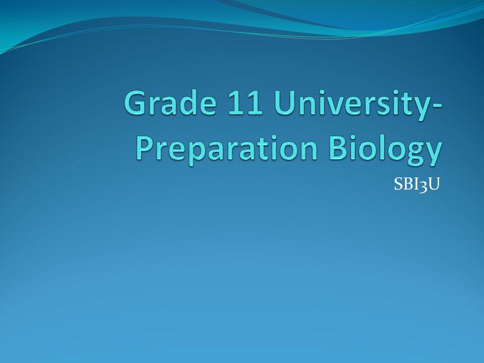 SBI3U  WELCOME! Teacher Information: Ms  Bragg (don't laugh) - ppt