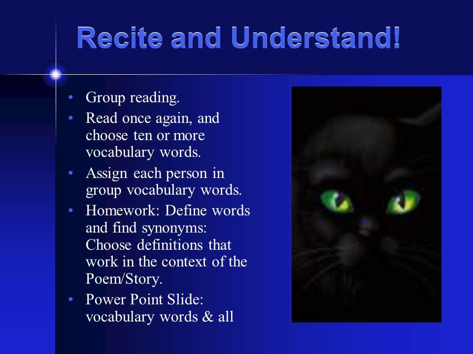 Edgar Allan Poes Poetry Presentation By Mrs Miller The