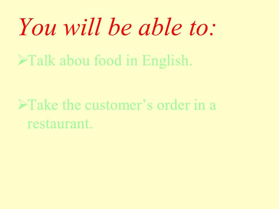 长春职业技术学校 基础教研室 王丽 Unit 6 What's for Dinner