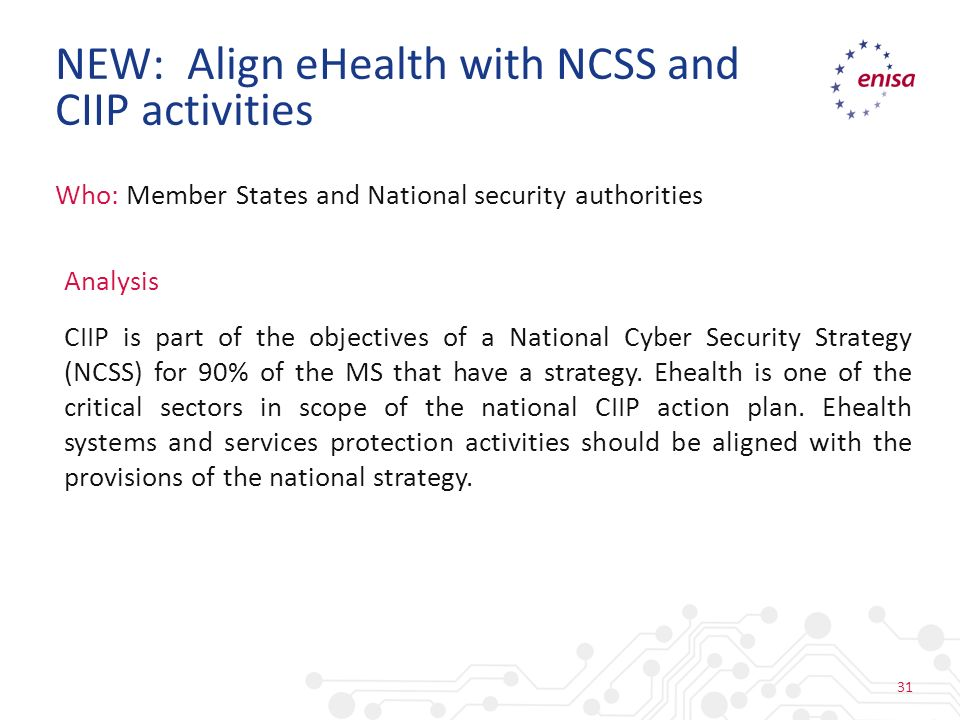 European Union Agency For Network And Information Security Security