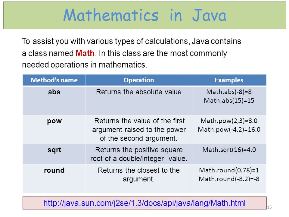 Important Java Terminology The Information We Manage In A Java