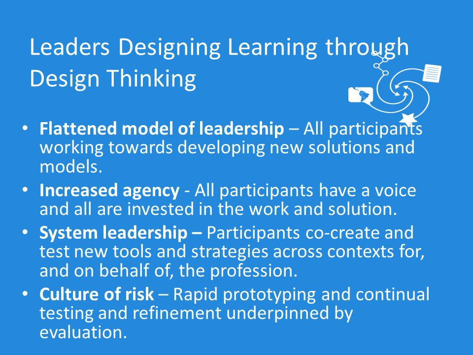 Transforming Leadership and Professional Development through Design