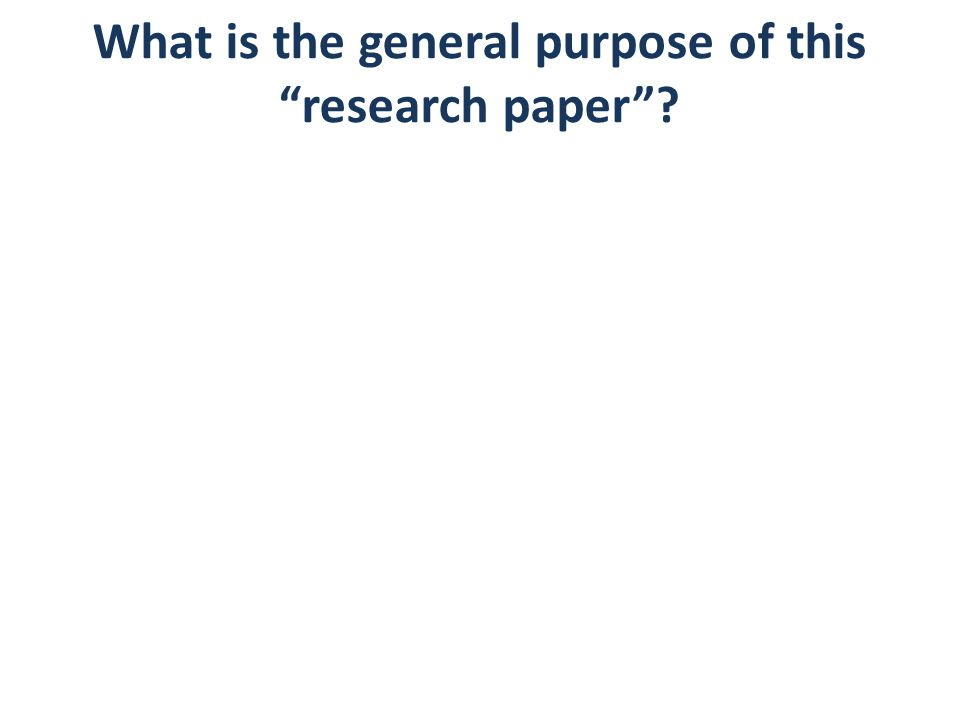 purpose of thesis statement in research paper The thesis statement for research paper writing should be comprehensive the purpose of writing thesis statements in academic papers is to help both you and the reader focus on the central idea of the paper.