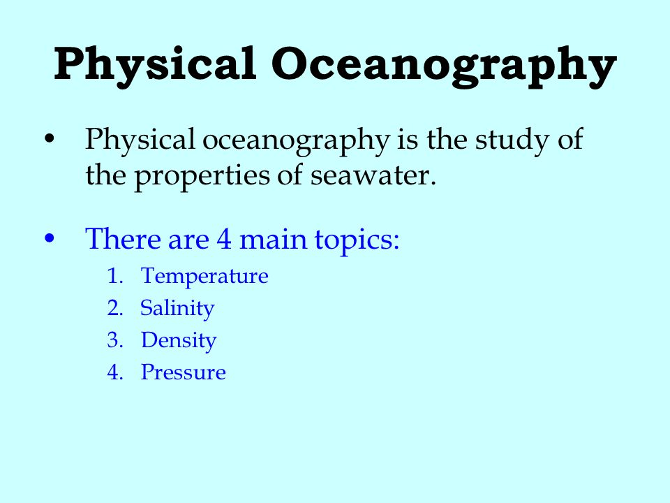 oceanography study guide exam 2 Study flashcards on oceanography exam 1 study guide at cramcom quickly memorize the terms, phrases and much more cramcom makes it easy to get the grade you want.