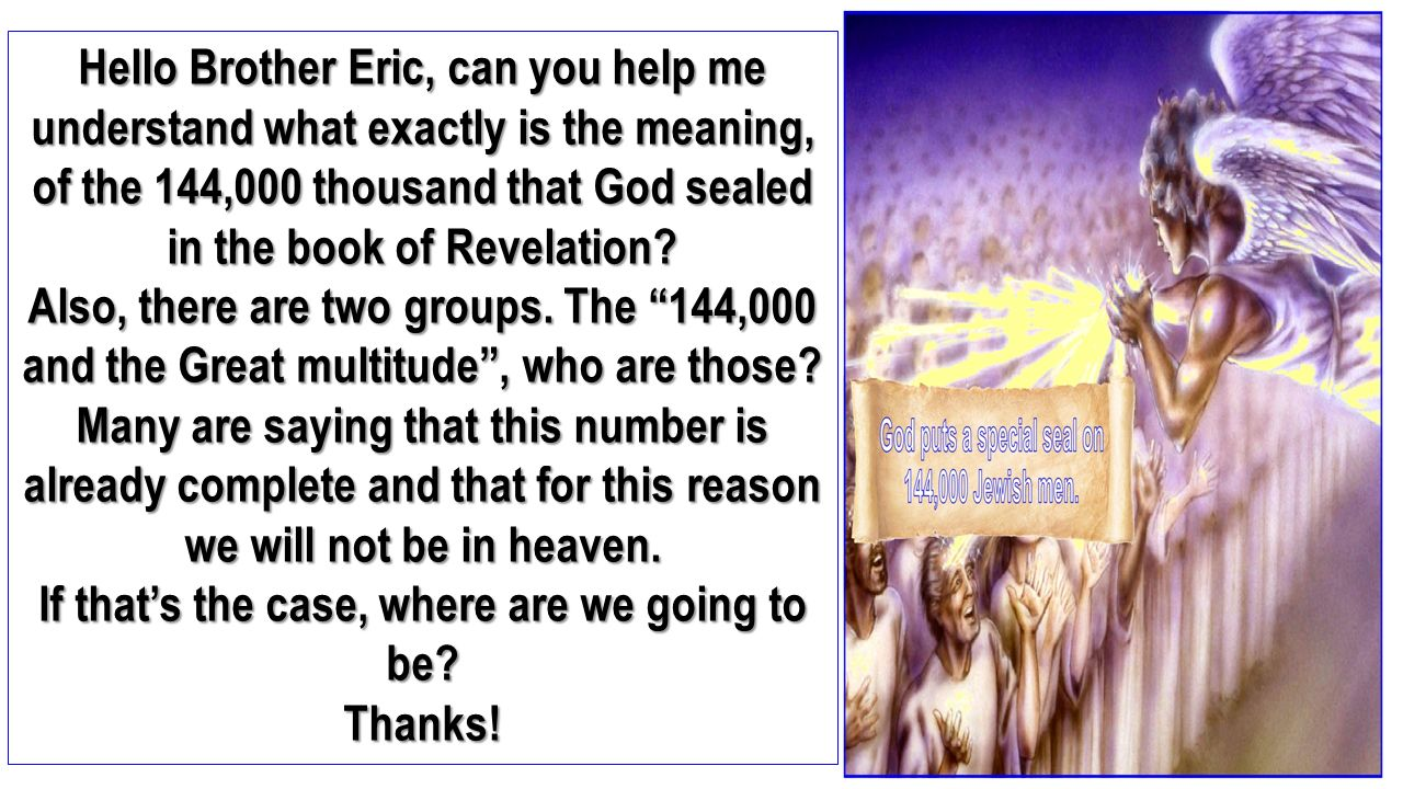 Revelation Victory of Christ and the church  - ppt download