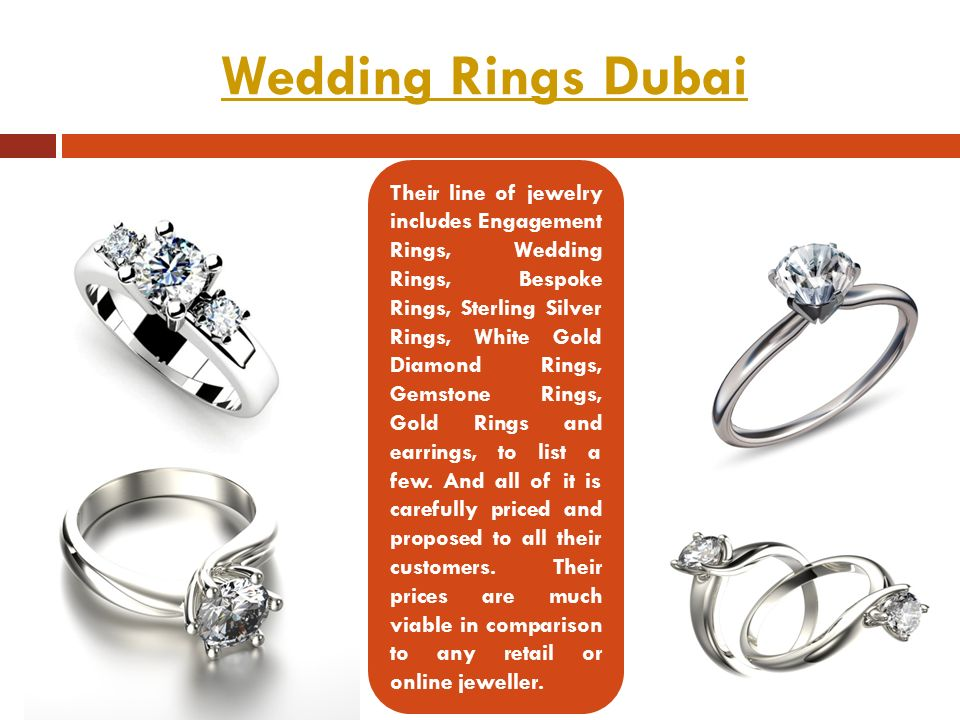 Wedding Rings In Dubai With A Collection Of Over 1 000 000 Certified