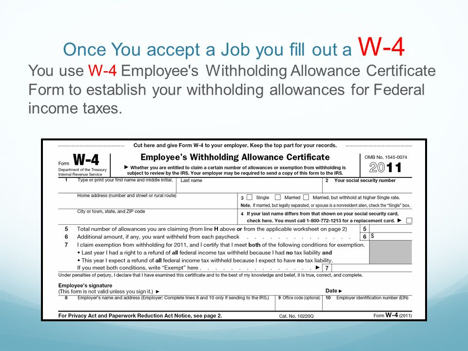 Paying Your Federal Taxes Paying Your Taxes Ppt Download