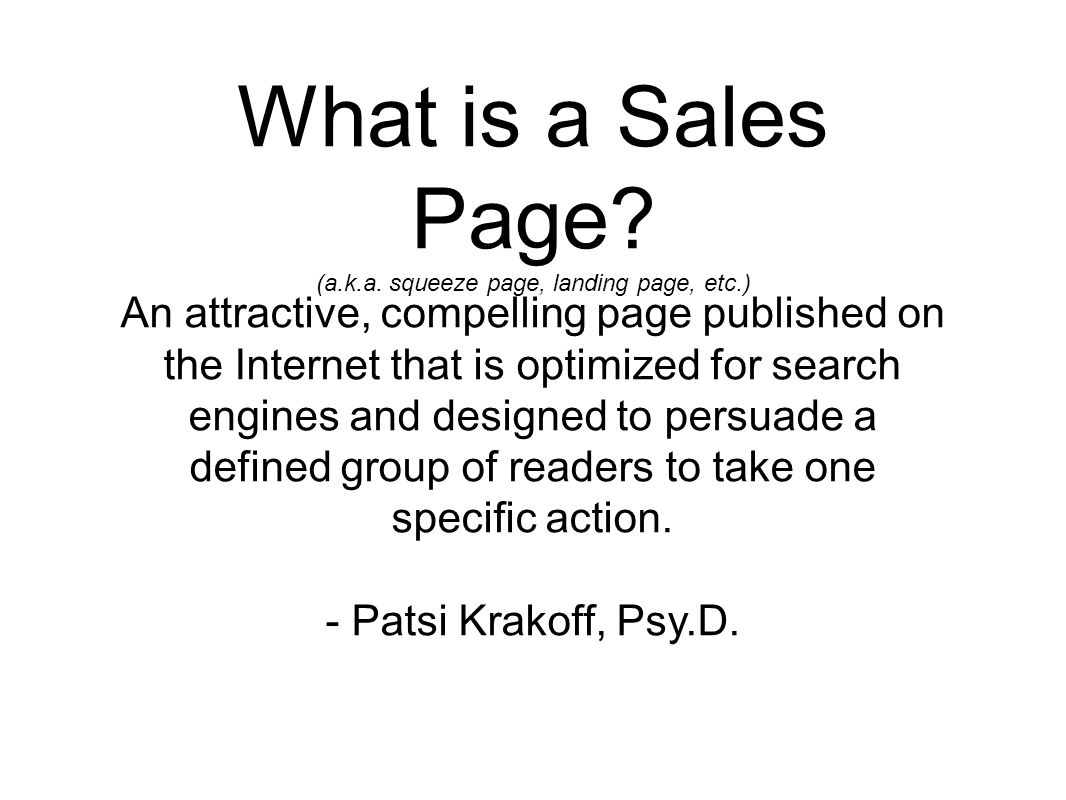 WP Sales Page Sales pages in WordPress the easy way, no matter what theme you use! Suzanne Bird-Harris presents ppt download - 웹