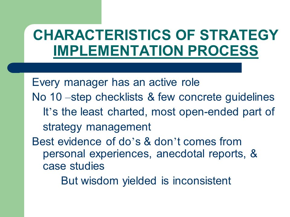 MODULE 9 IMPLEMENTING STRATEGY : CORE COMPETENCIES, REENGINEERING