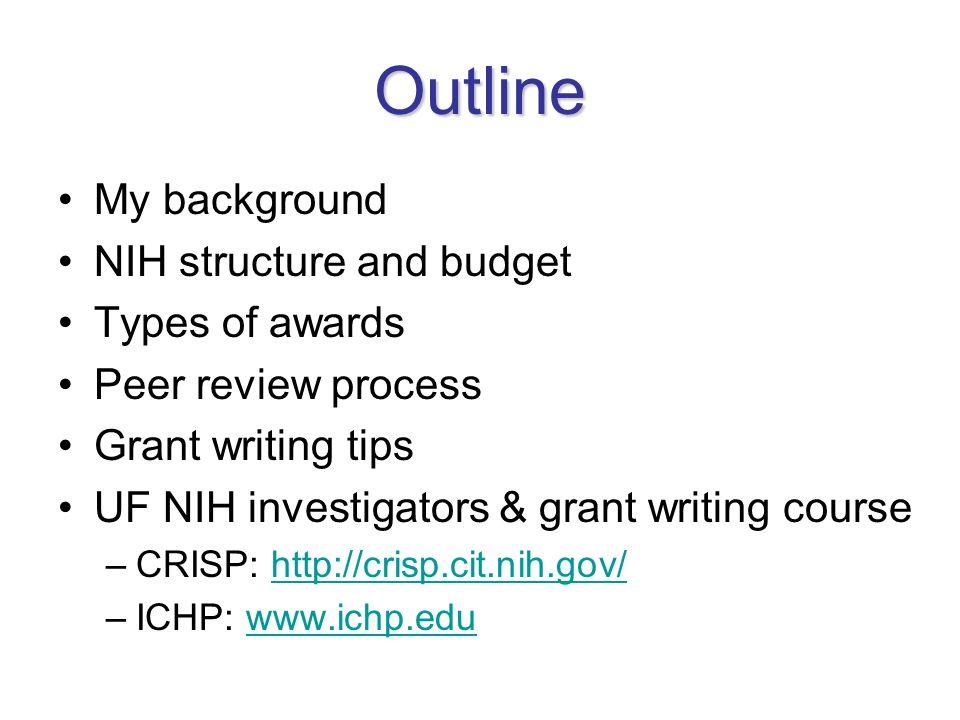 NIH Grant Writing Tips Kelli A  Komro, MPH, PhD Associate