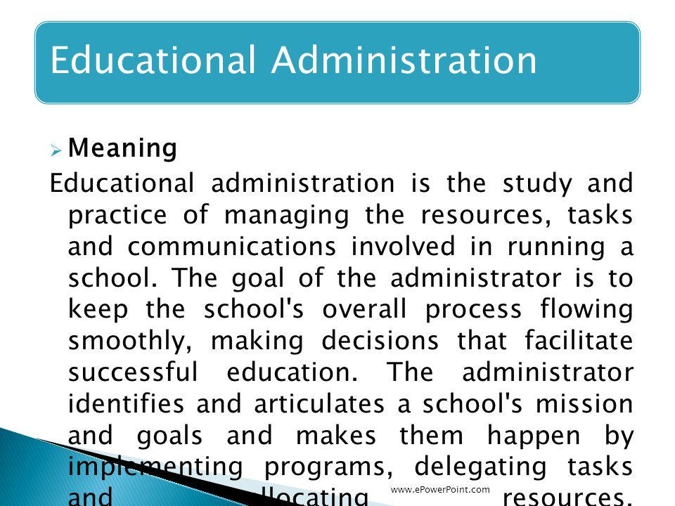 educational administration 1 educational administration in japan this article presents an overview of the development of educational administration in japan since the introduction of a modern education system, and shows how the system was put in.