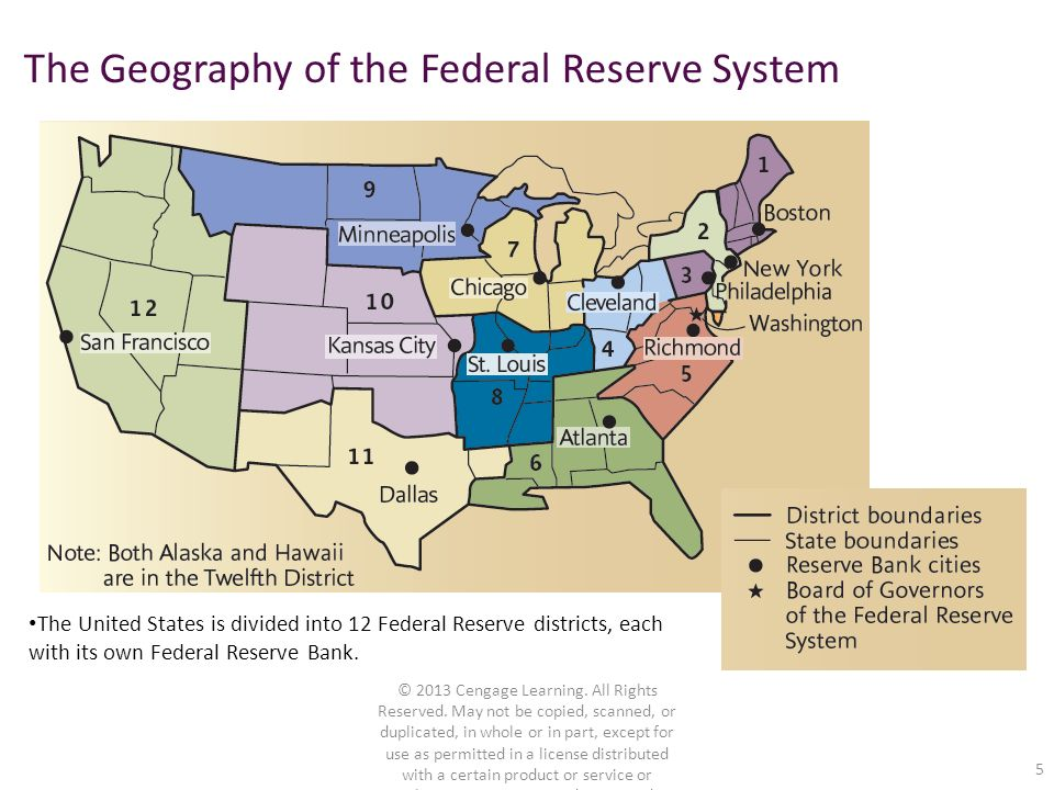 federal reserves 12 district - 960×720