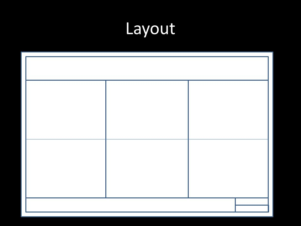 design brief and survey layout design brief brief and survey name
