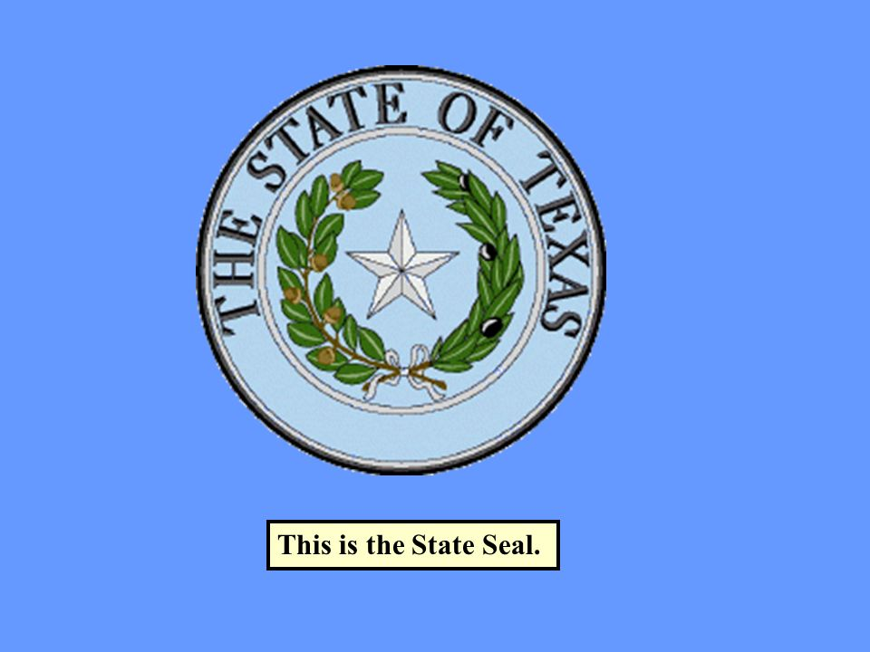 The Symbols Of Texas The Lone Star State Texas Is A Big State With