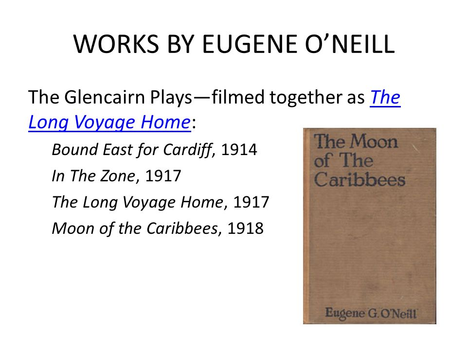 before breakfast eugene o neill summary