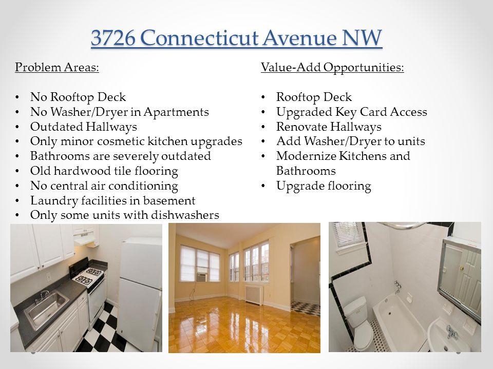 Private Placement Memorandum 3726 Connecticut Avenue NW