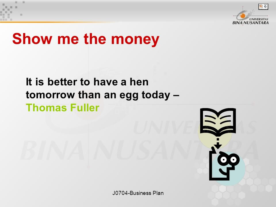 J0704 Business Plan Financial Pro Forma Session Ppt Download